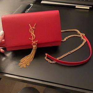 Ysl Kate tassel chain wallet BRAND NEW